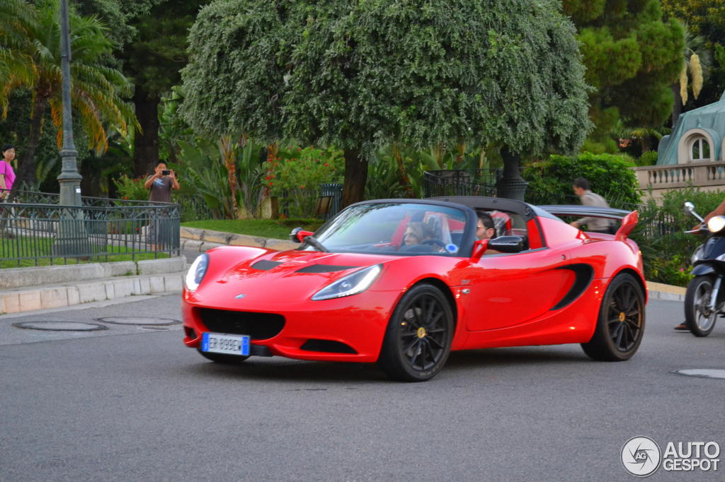 lotus elise s3 cr 16 august 2013 autogespot. Black Bedroom Furniture Sets. Home Design Ideas