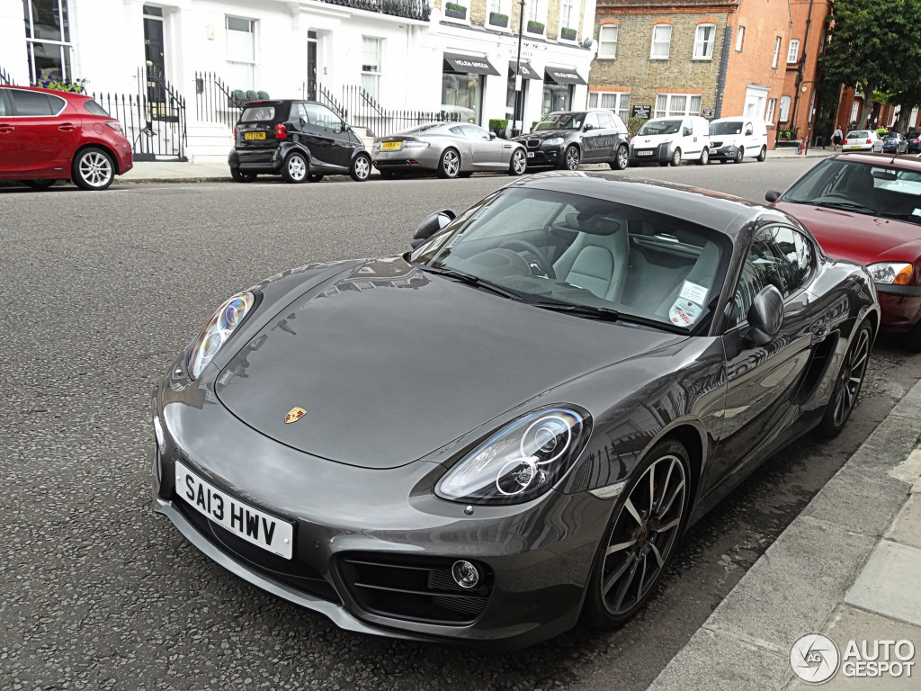 Porsche 981 cayman s 16 august 2013 autogespot for Wallpaper sale uk