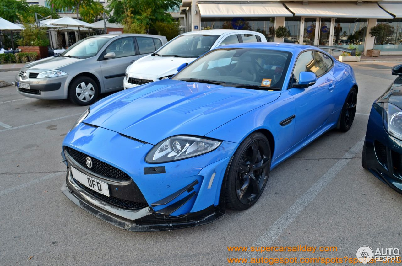 Jaguar Xkr S Gt 17 August 2013 Autogespot