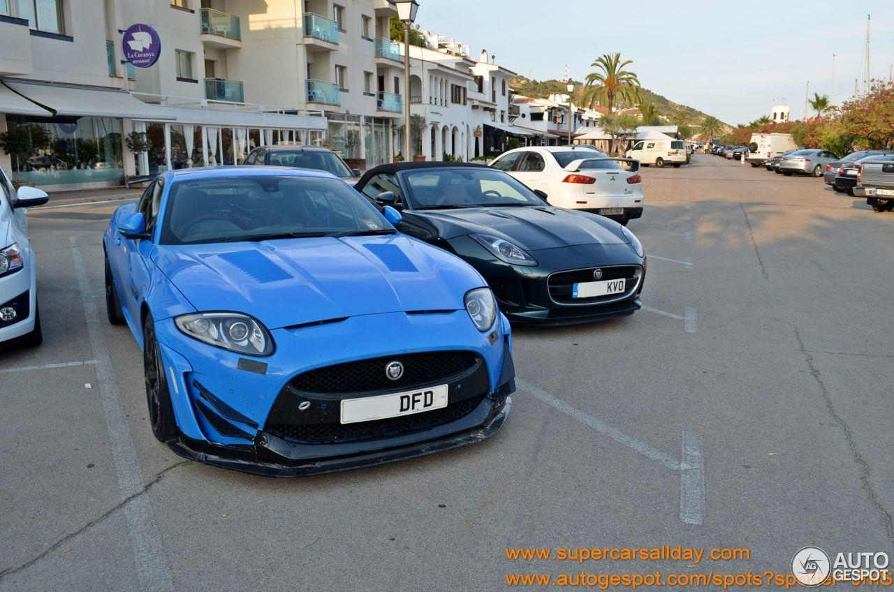 2 I Jaguar Xkr S Gt