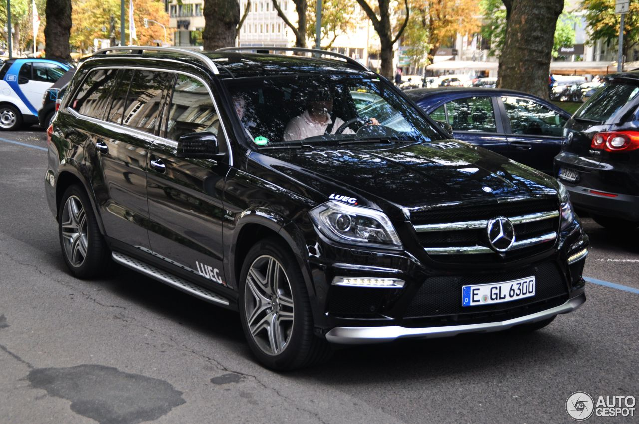 Mercedes benz gl 63 amg x166 17 august 2013 autogespot for Mercedes benz gl amg for sale