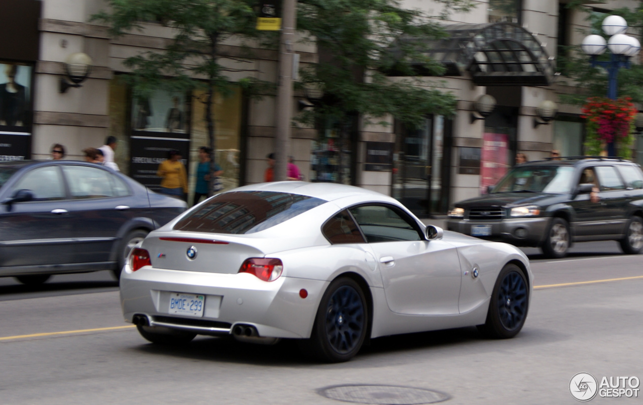 Bmw Z4 M Coup 233 19 August 2013 Autogespot