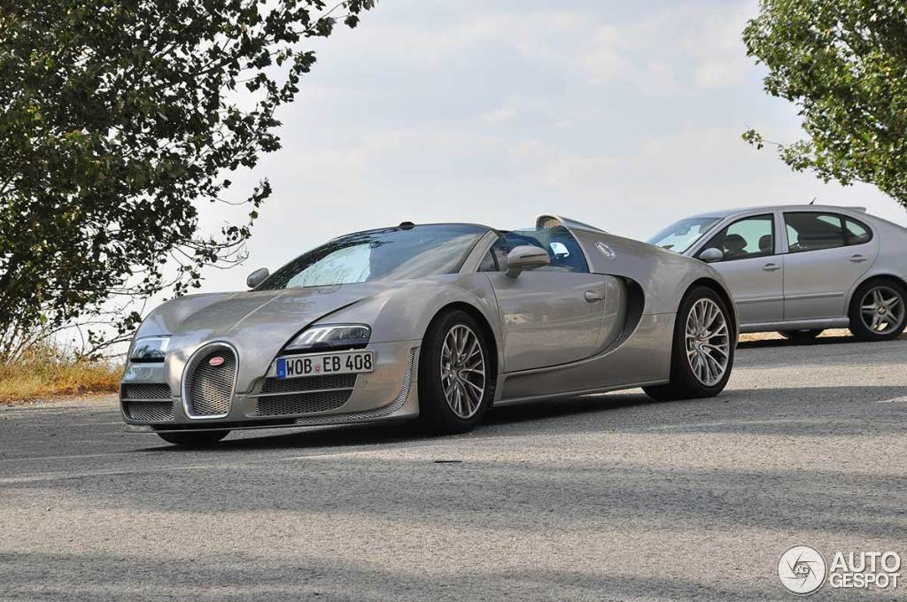 bugatti veyron 16 4 grand sport vitesse 19 august 2013 autogespot. Black Bedroom Furniture Sets. Home Design Ideas