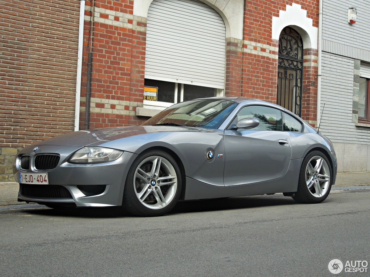 Bmw Z4 M Coup 233 20 August 2013 Autogespot