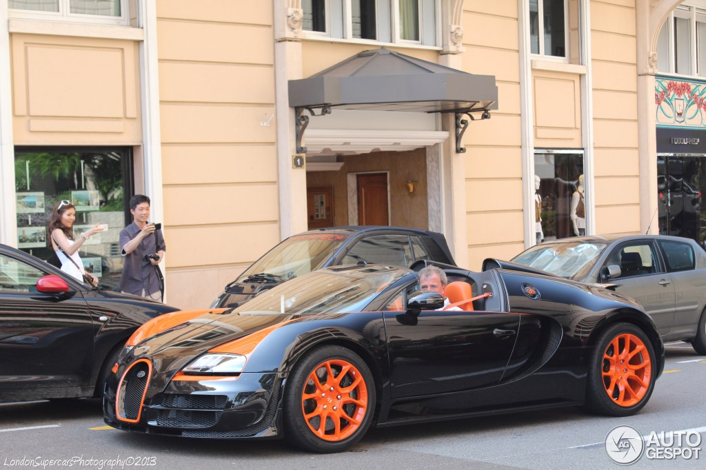 bugatti veyron 16 4 grand sport vitesse world record car edition 20 august. Black Bedroom Furniture Sets. Home Design Ideas