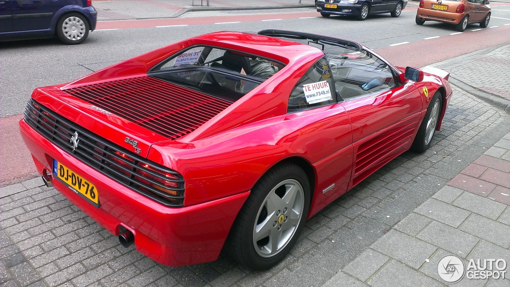 ferrari 348 ts 20 augustus 2013 autogespot. Black Bedroom Furniture Sets. Home Design Ideas