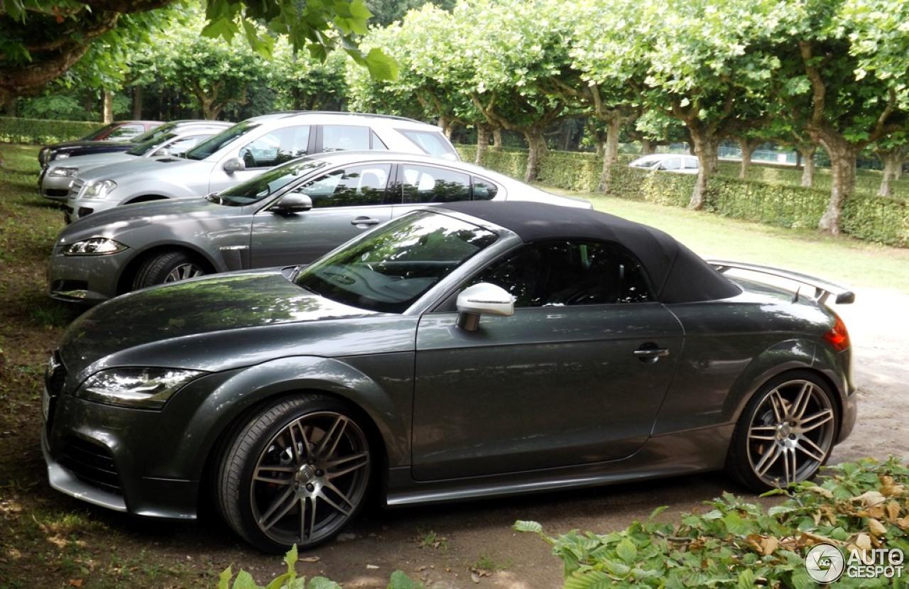 Audi Tt Rs Roadster 21 August 2013 Autogespot