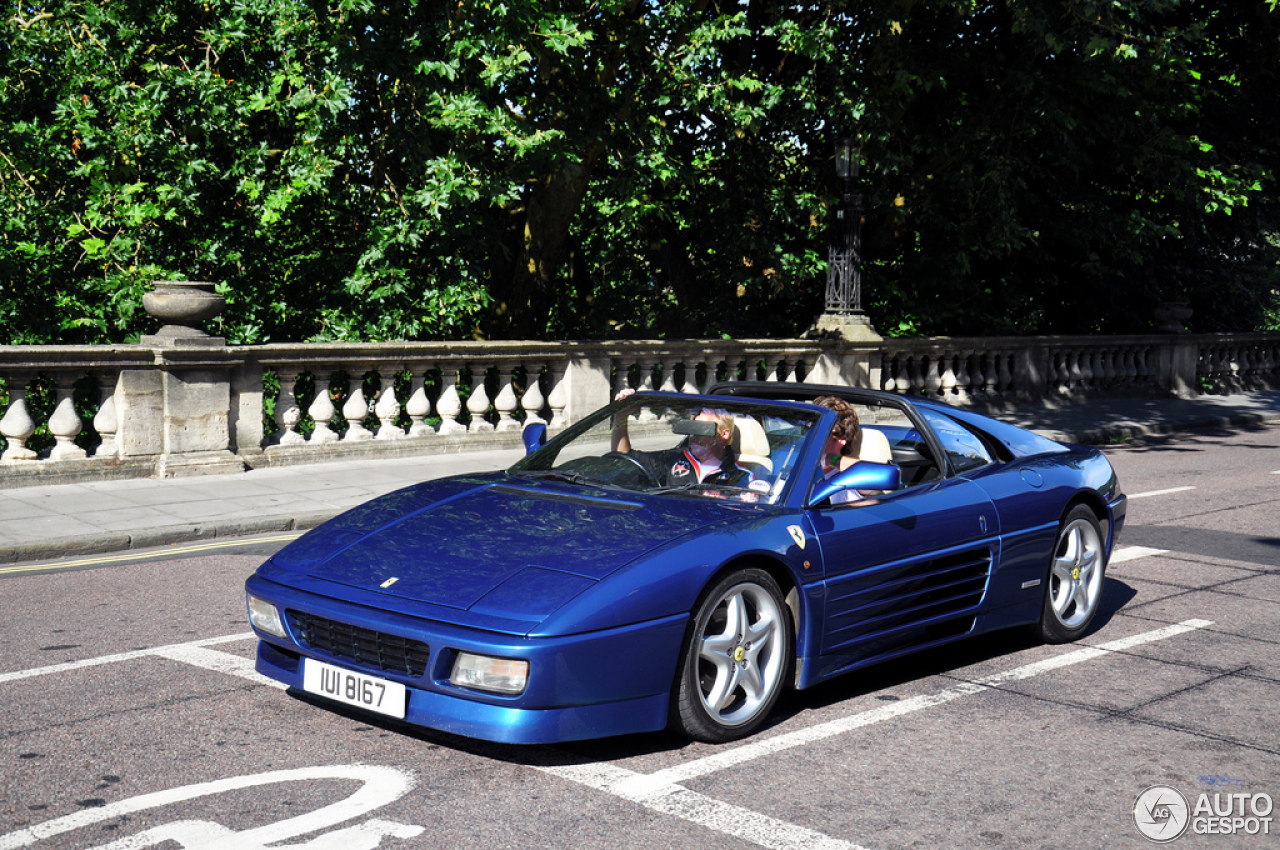 ferrari 348 ts 21 august 2013 autogespot. Black Bedroom Furniture Sets. Home Design Ideas