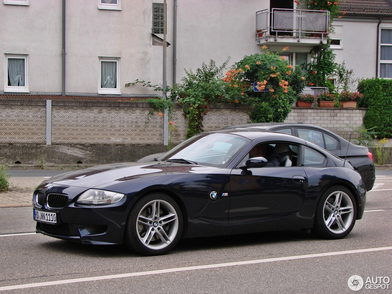 Bmw Z4 M Coup 233 23 August 2013 Autogespot