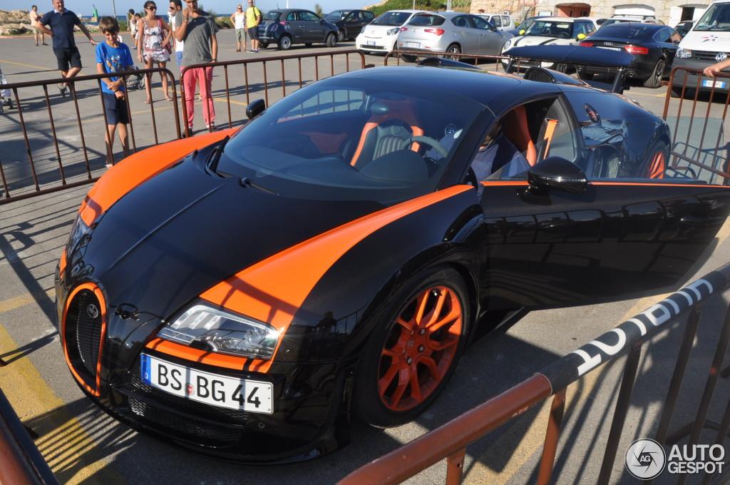 bugatti veyron 16 4 grand sport vitesse world record car edition 23 augustus 2013 autogespot. Black Bedroom Furniture Sets. Home Design Ideas