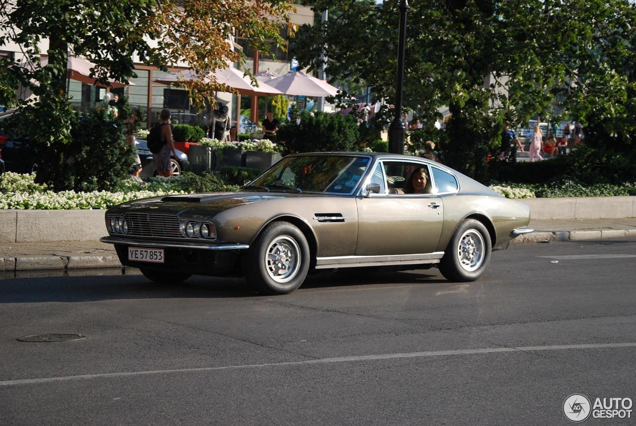 Aston Martin Dbs V8 1969 1972 24 Augustus 2013