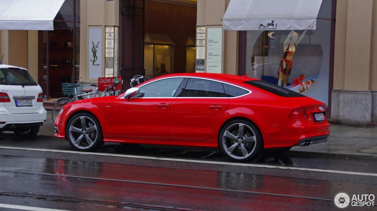 Audi S7 Sportback 24 August 2013 Autogespot