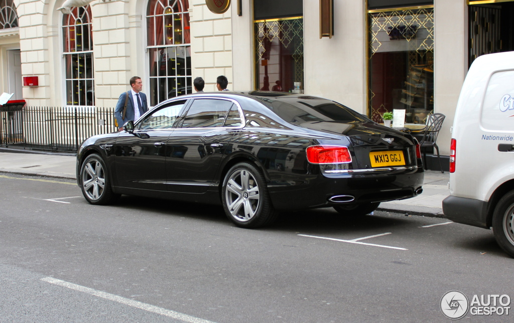 Bentley Flying Spur W12 24 August 2013 Autogespot
