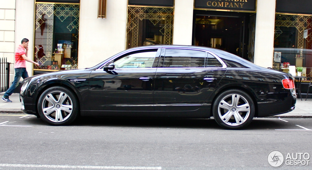 Bentley Flying Spur W12 24 August 2013 Autogespot