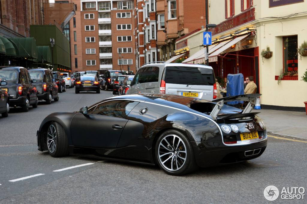 Bugatti Veyron 16.4 Super Sport Sang Noir - 24 August 2013 - Autogespot