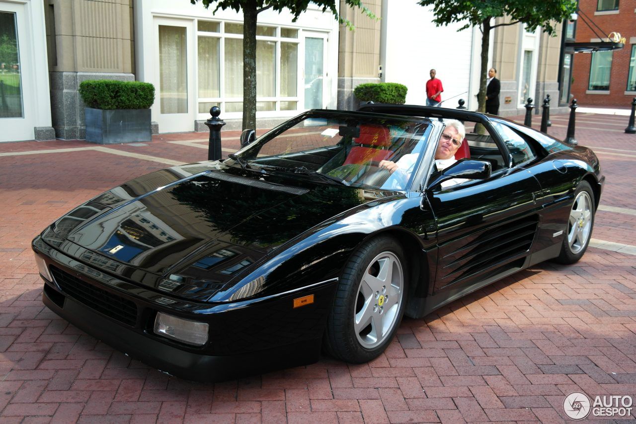 Ferrari 348 Ts 24 August 2013 Autogespot