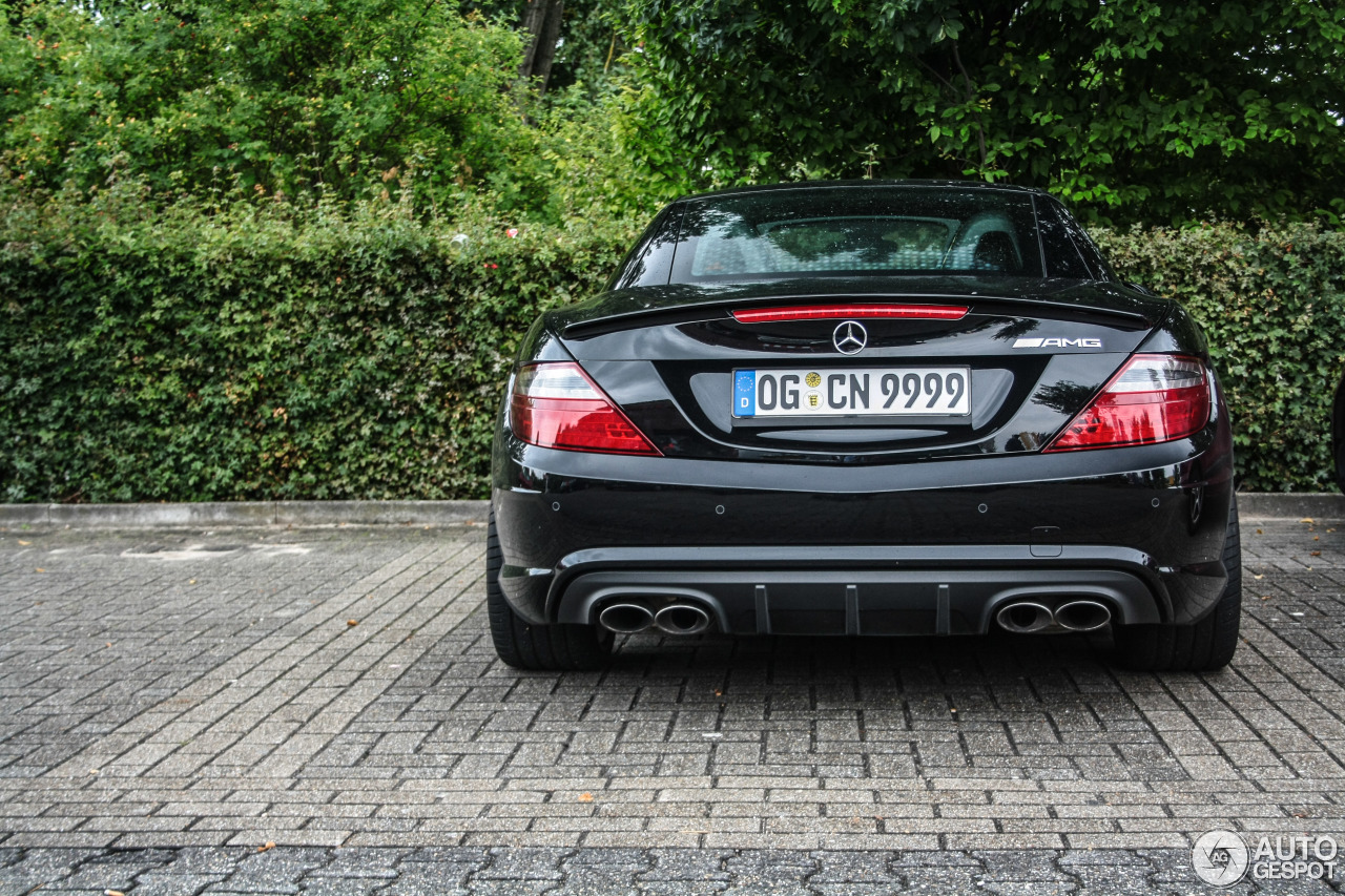 Mercedes benz slk 55 amg r172 25 august 2013 autogespot for Mercedes benz slk brabus price