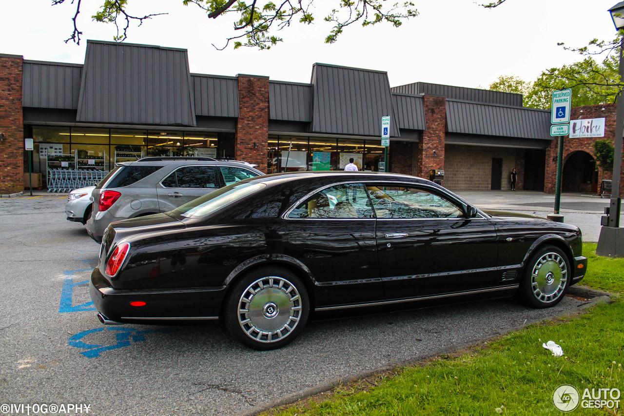 Bentley Brooklands 2008 26 August 2013 Autogespot