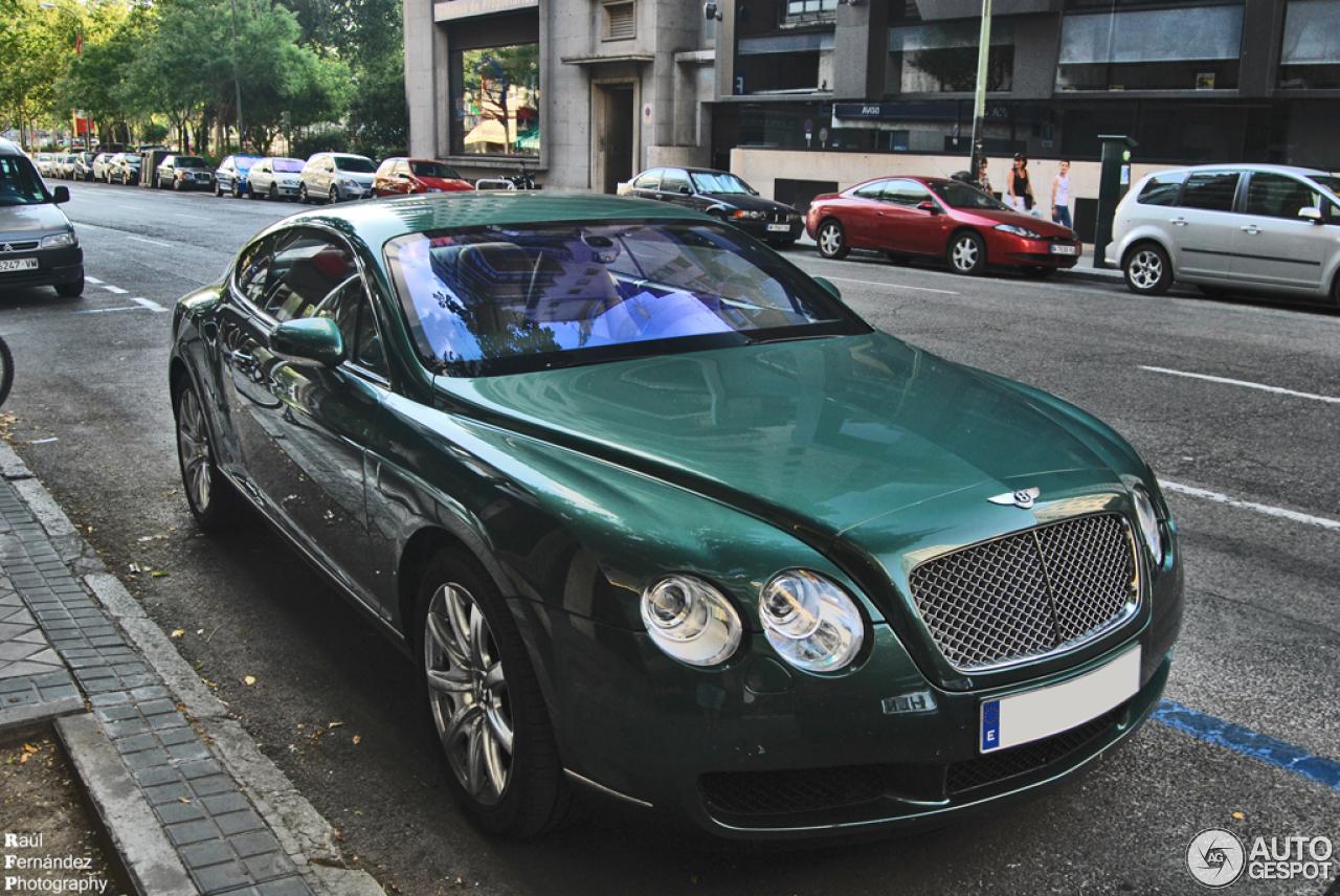 Bentley Continental GT - 26 August 2013 - Autogespot