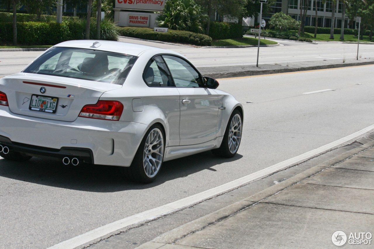 bmw 1 series m coup 26 august 2013 autogespot. Cars Review. Best American Auto & Cars Review