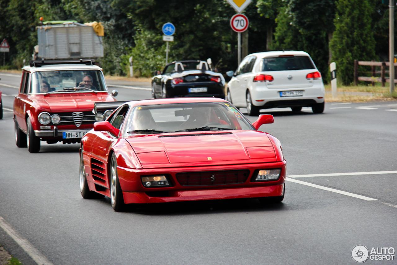 Ferrari 348 Challenge 26 August 2013 Autogespot