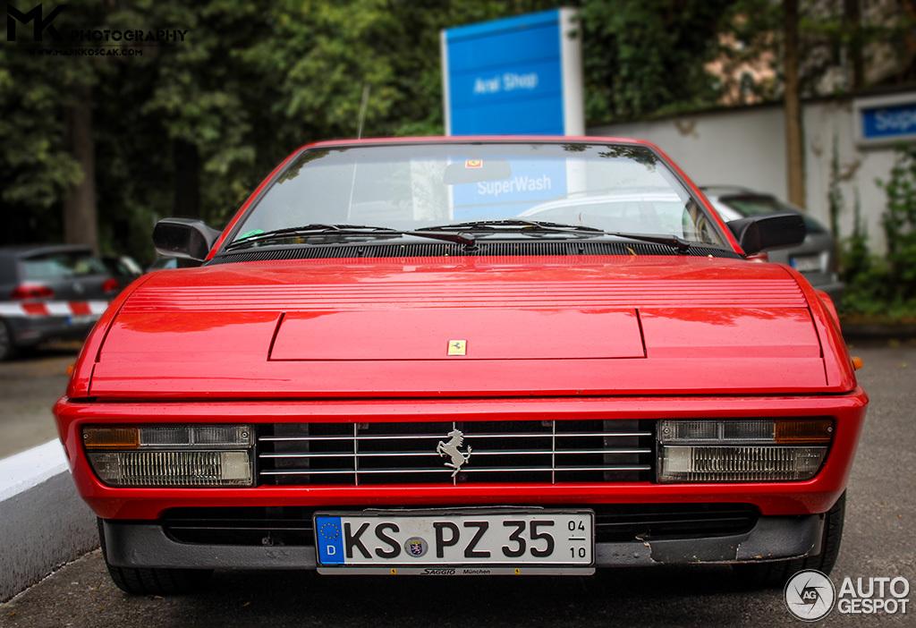 Ferrari Mondial T Cabriolet For Sale.1990 FERRARI MONDIAL T ...
