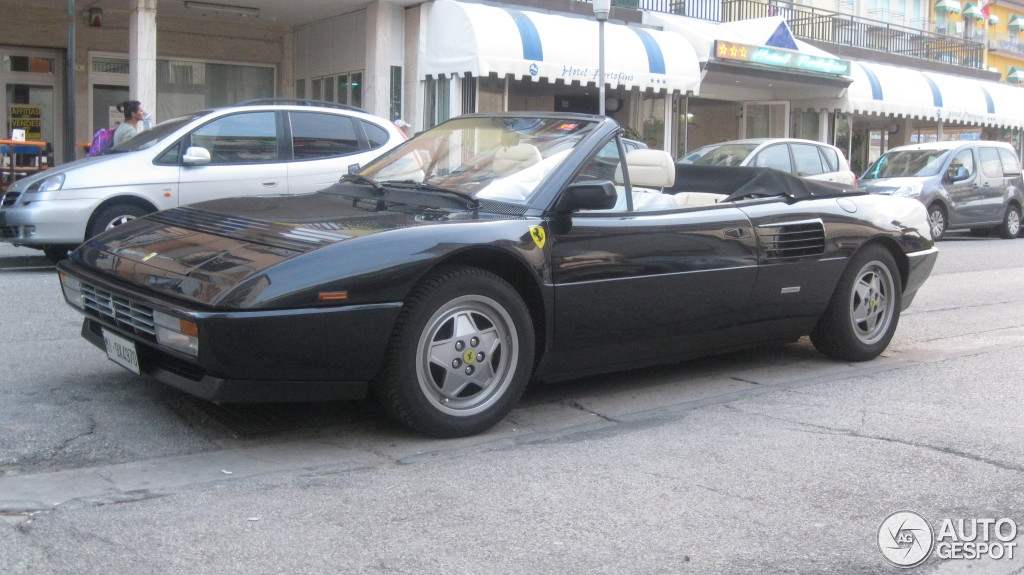 ferrari mondial t cabriolet 26 augustus 2013 autogespot. Black Bedroom Furniture Sets. Home Design Ideas