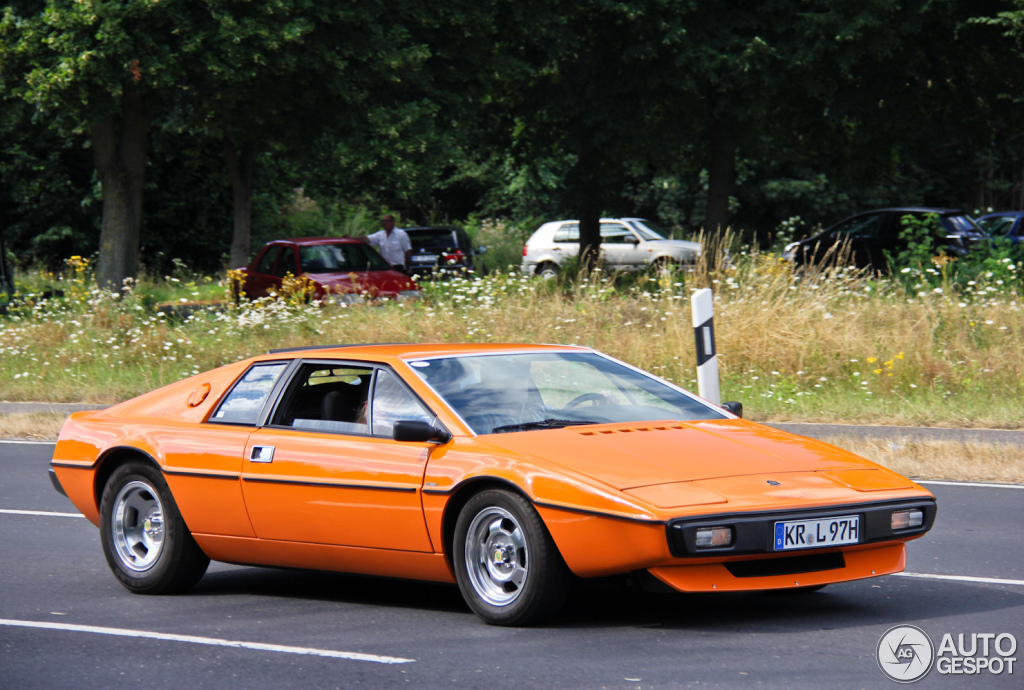 Lotus Esprit S1 - 26 August 2013 - Autogespot
