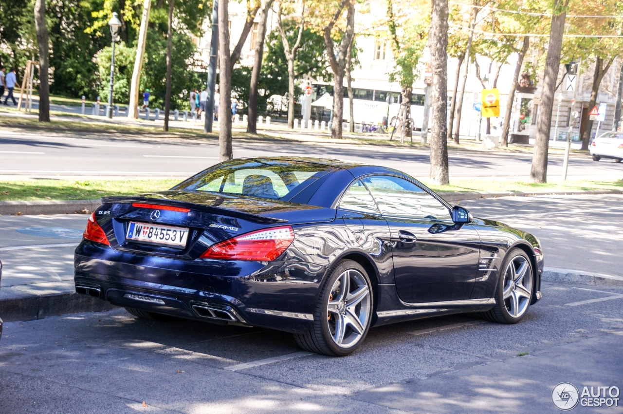 Mercedes benz sl 65 amg r231 26 august 2013 autogespot for 2013 mercedes benz sl65 amg for sale