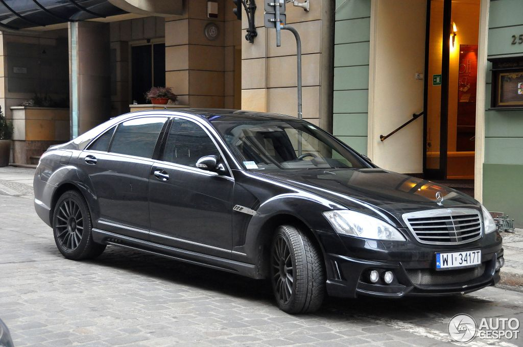 Mercedes benz wald s 63 amg w221 27 august 2013 autogespot for Mercedes benz w221 price