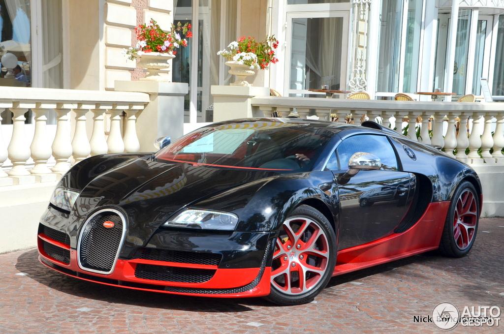 bugatti veyron 16 4 grand sport vitesse 28 agosto 2013 autogespot. Black Bedroom Furniture Sets. Home Design Ideas