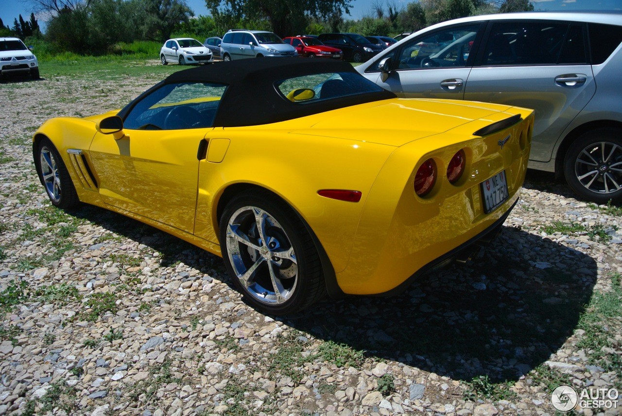 chevrolet corvette c6 grand sport convertible 28 august. Black Bedroom Furniture Sets. Home Design Ideas