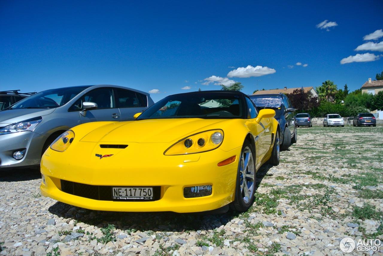 chevrolet corvette c6 grand sport convertible 28 august 2013 autogespot. Black Bedroom Furniture Sets. Home Design Ideas