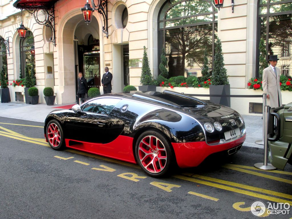 bugatti veyron 16 4 grand sport vitesse 29 ao t 2013 autogespot. Black Bedroom Furniture Sets. Home Design Ideas
