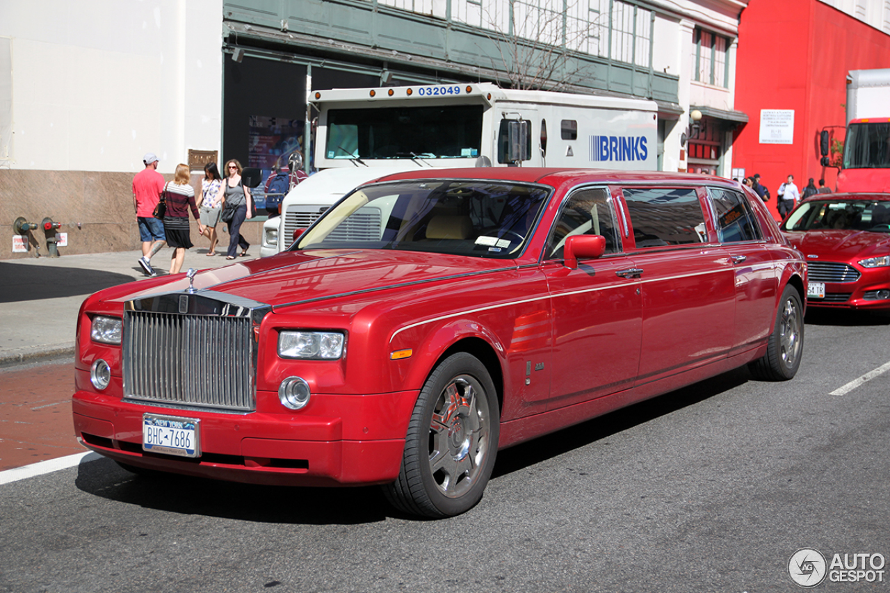 Rolls Royce Phantom Limousine 29 August 2013 Autogespot