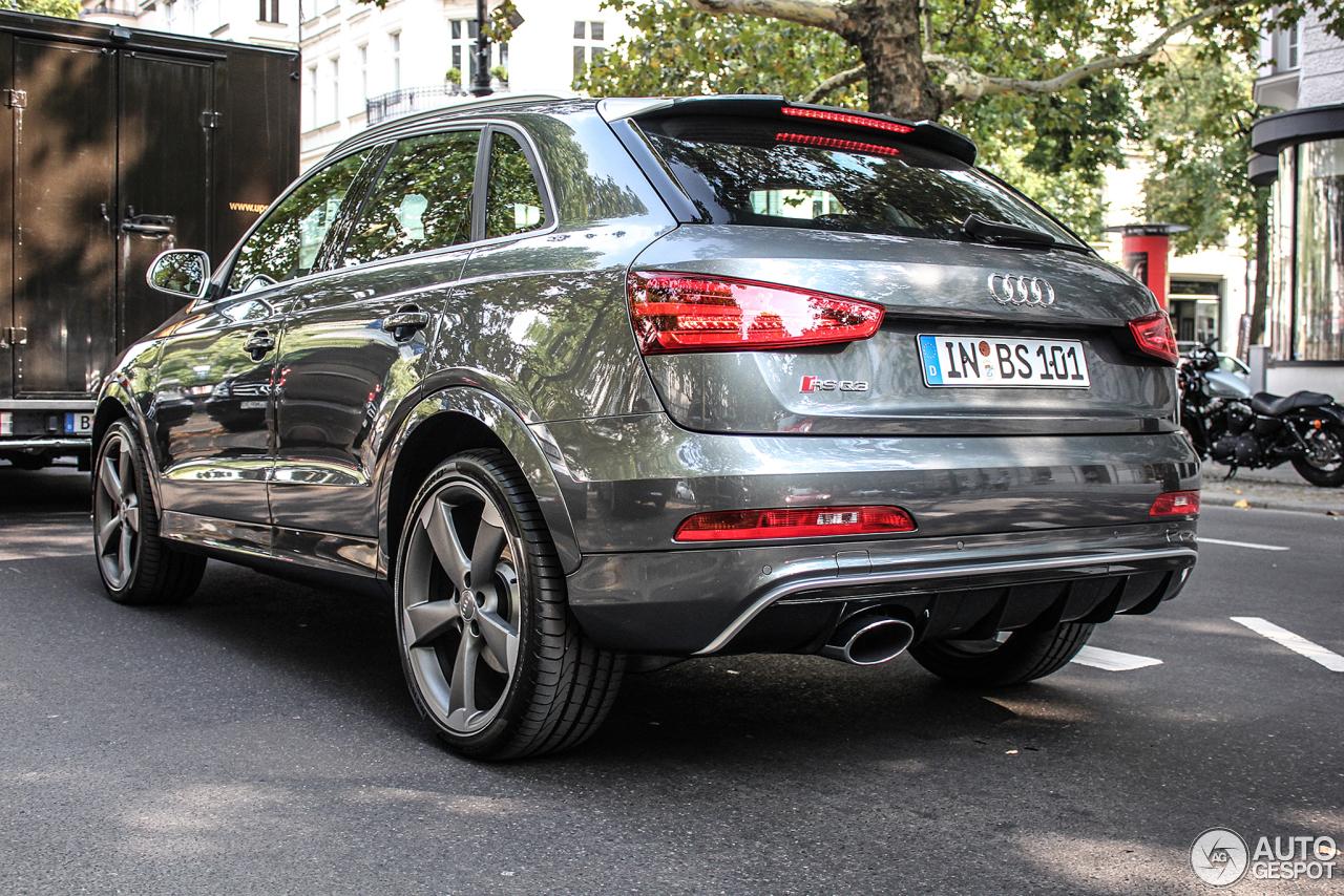 Audi Rs Q3 30 August 2013 Autogespot