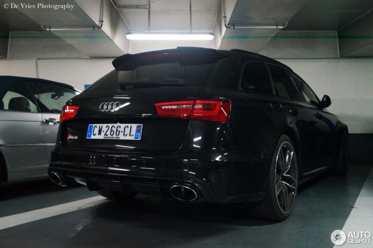 audi rs6 avant c7 30 ao t 2013 autogespot. Black Bedroom Furniture Sets. Home Design Ideas