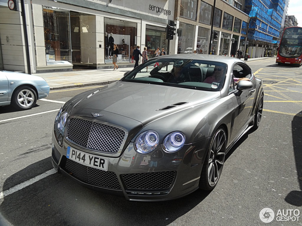 Bentley mansory continental gt speed 30 august 2013 autogespot 2 i bentley mansory continental gt speed 2 vanachro Gallery