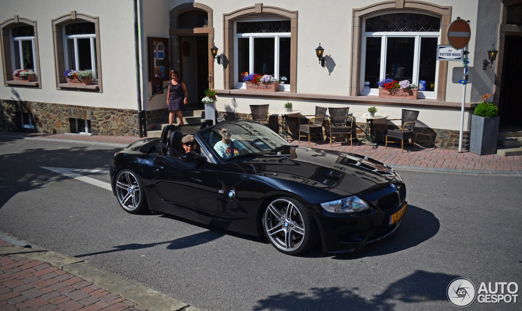 Bmw Z4 M Roadster 30 August 2013 Autogespot
