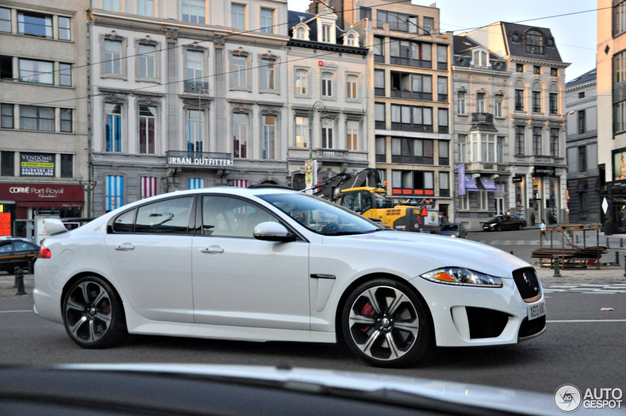 jaguar xfr s 30 august 2013 autogespot. Black Bedroom Furniture Sets. Home Design Ideas