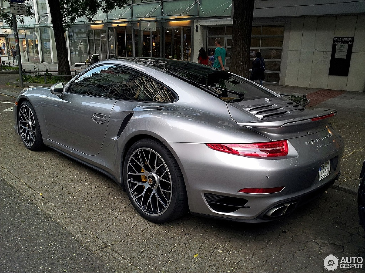 porsche 991 turbo 30 august 2013 autogespot. Black Bedroom Furniture Sets. Home Design Ideas