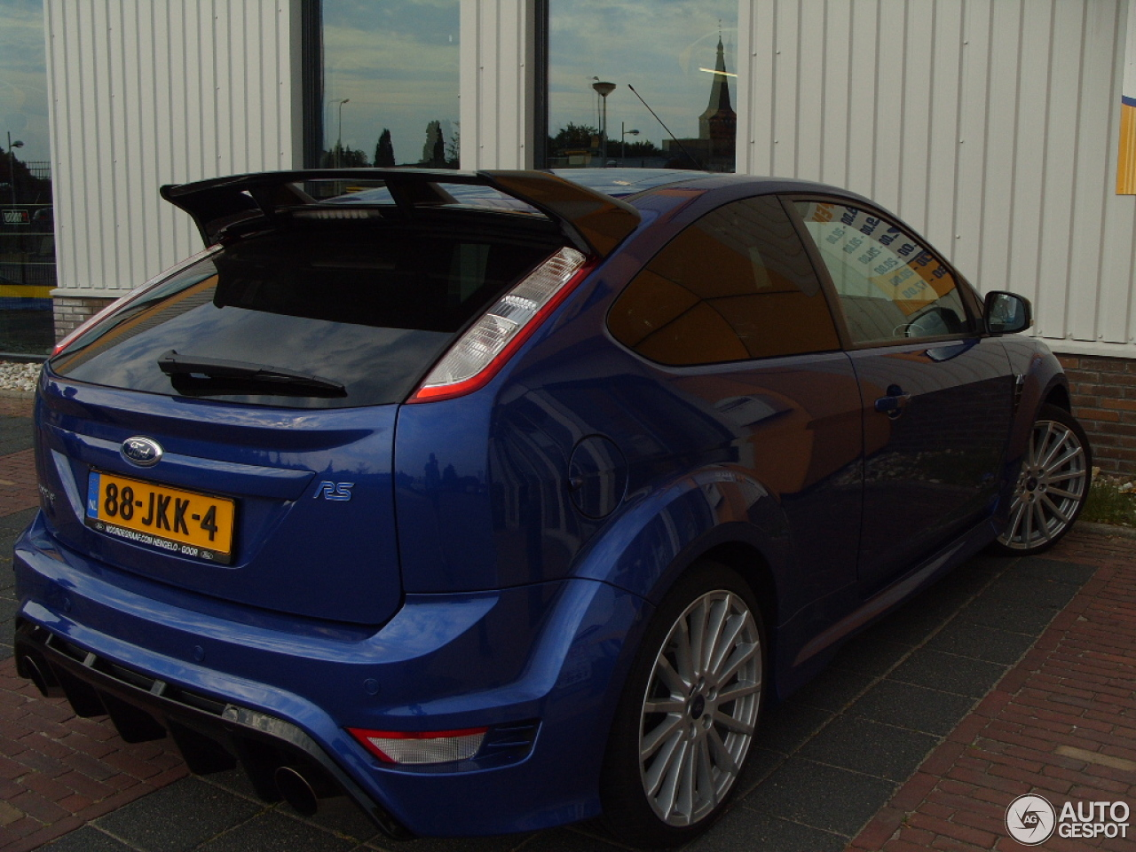 ford focus rs 2009 31 august 2013 autogespot. Black Bedroom Furniture Sets. Home Design Ideas
