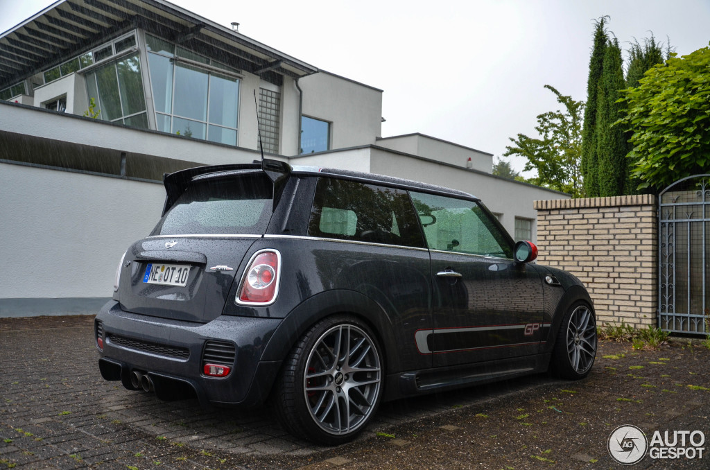 mini r56 john cooper works gp 31 august 2013 autogespot. Black Bedroom Furniture Sets. Home Design Ideas