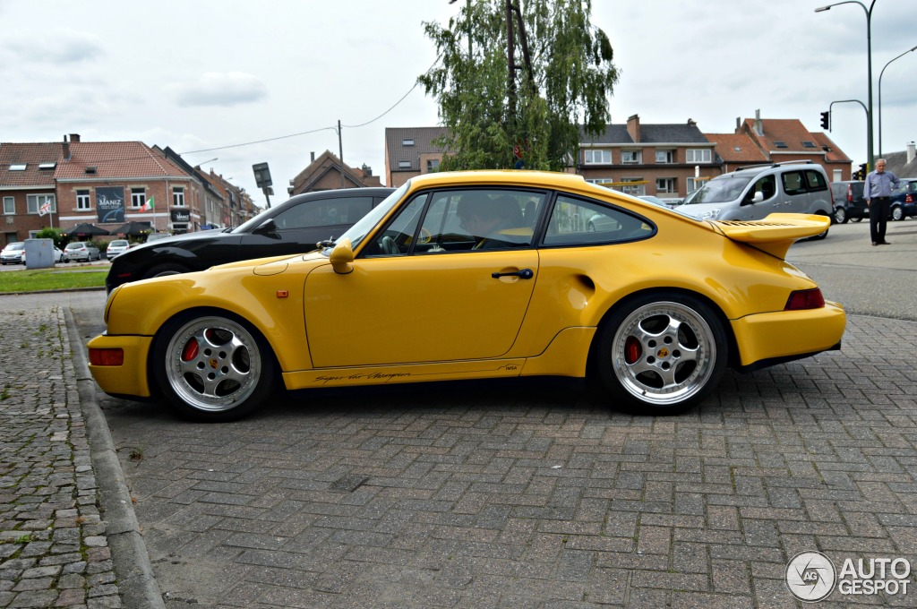 porsche 964 turbo s 3 3 leichtbau imsa 1 september 2013 autogespot. Black Bedroom Furniture Sets. Home Design Ideas