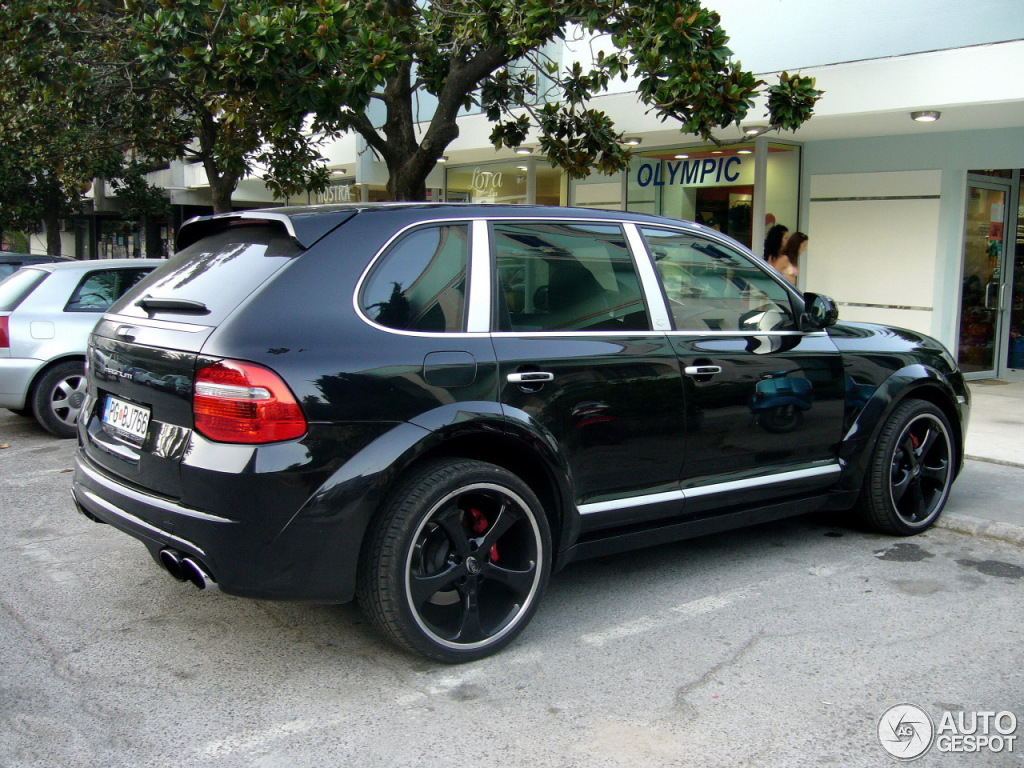 porsche cayenne techart magnum 2007 2 september 2013 autogespot. Black Bedroom Furniture Sets. Home Design Ideas