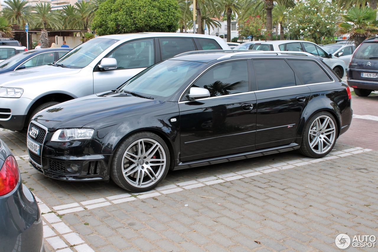 audi rs4 avant b7 3 septiembre 2013 autogespot. Black Bedroom Furniture Sets. Home Design Ideas