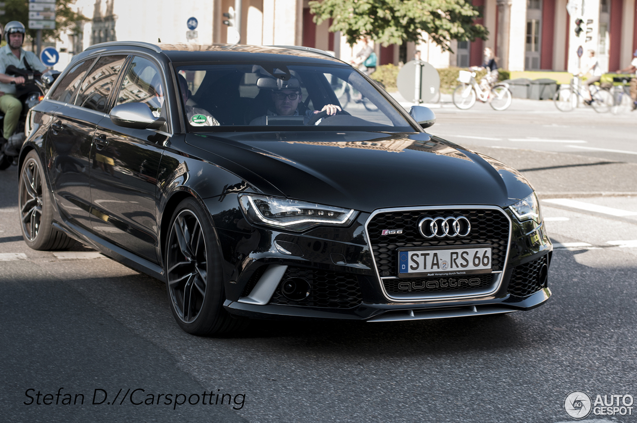 Audi Rs6 Avant C7 3 September 2013 Autogespot