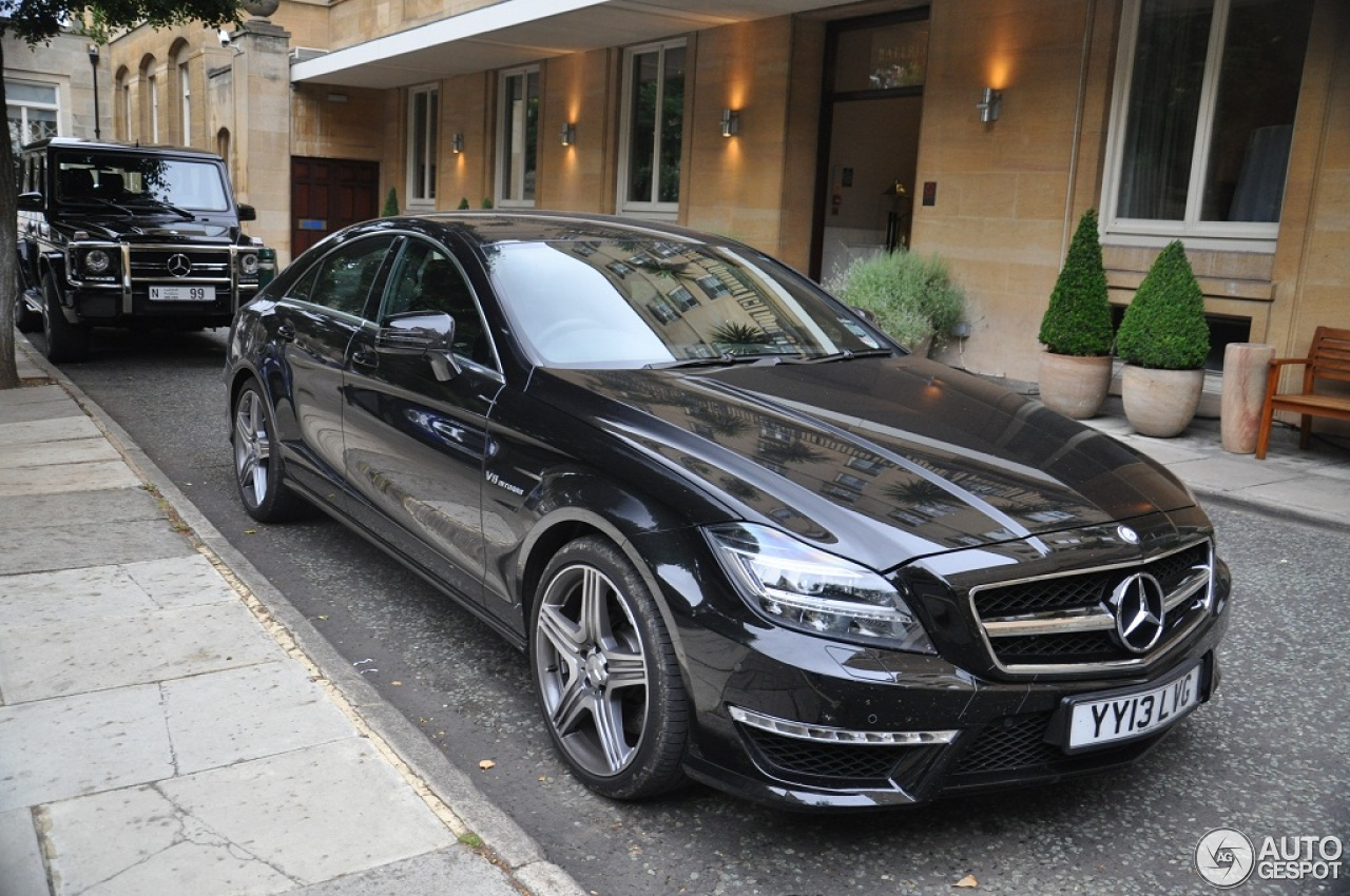 Mercedes benz cls 63 amg c218 3 september 2013 autogespot for 2013 mercedes benz cls 63 amg