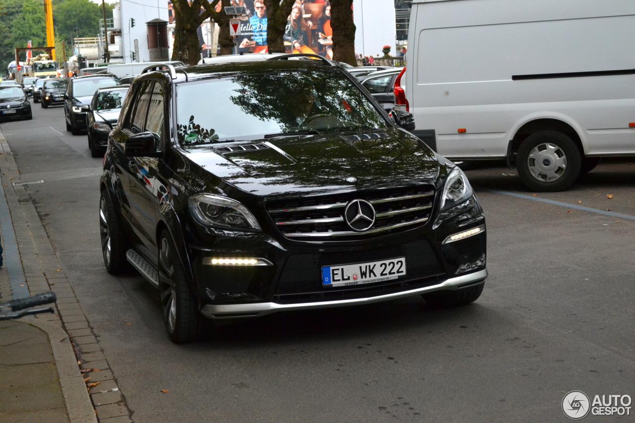 Mercedes Benz Ml 63 Amg W166 3 September 2013 Autogespot