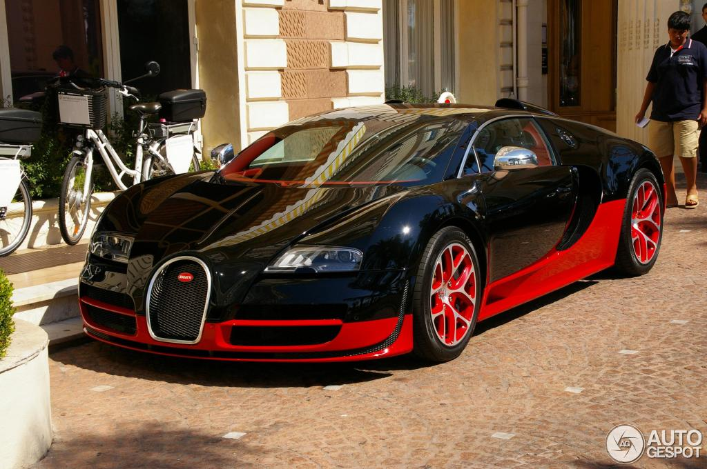 bugatti veyron 16 4 grand sport vitesse 4 septembre 2013 autogespot. Black Bedroom Furniture Sets. Home Design Ideas